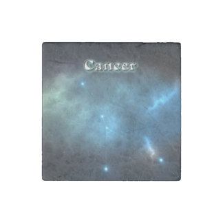 Cancer constellation stone magnets