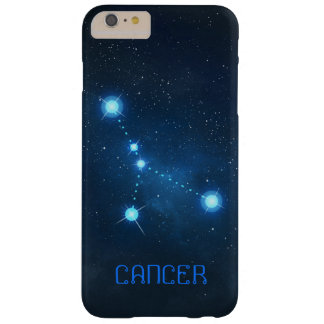 Cancer Constellation Zodiac Barely There iPhone 6 Plus Case