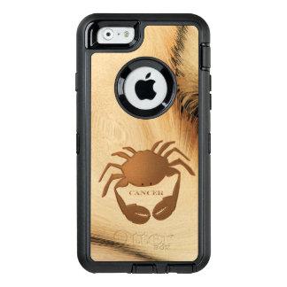 Cancer Crab Zodiac OtterBox Defender iPhone Case