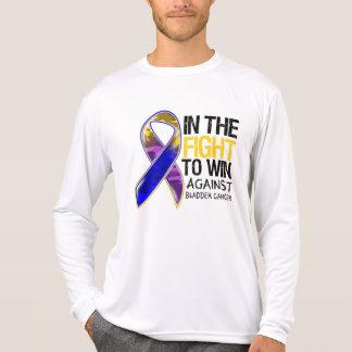 Cancer de la vessie - combat à gagner tee-shirts