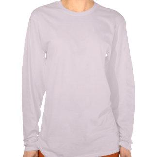 Cancer d'écrasement avec des stylets t-shirt