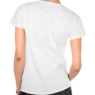 Cancer du col de l'utérus du survivant 14 t-shirt
