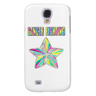 Cancer Fighting Star Galaxy S4 Cases