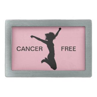 CANCER FREE BELT BUCKLE