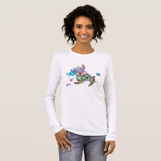Cancer hermit long sleeve T-Shirt