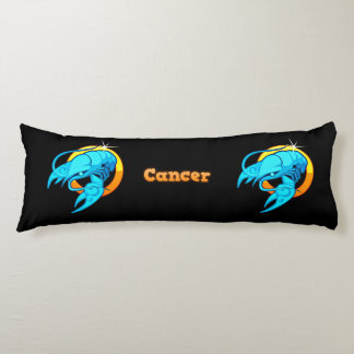 Cancer illustration body pillow