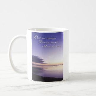 Cancer in Remission, Sunrise Inspirational Mug