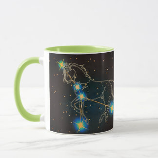 Cancer in the year of the Horse Mug
