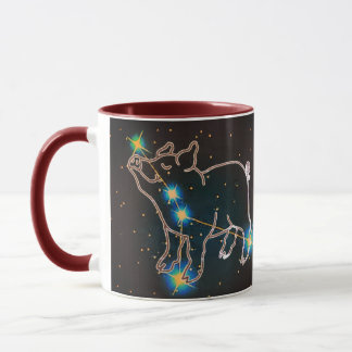 Cancer in the year of the Pig Mug