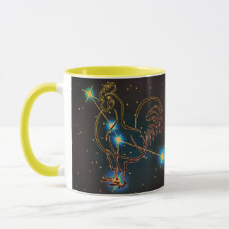 Cancer in the year of the Rooster Mug