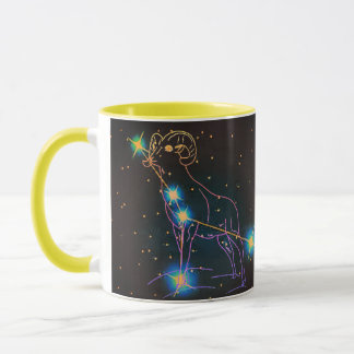 Cancer in the year of the Sheep Mug