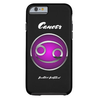 CANCER iPHONE 6 BARELY THERE Tough iPhone 6 Case