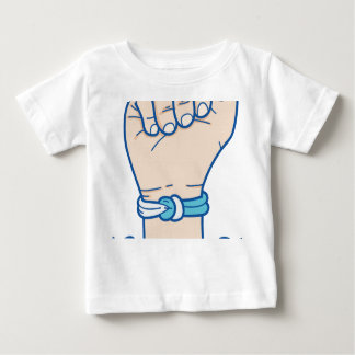 cancer men bracelet-01 baby T-Shirt