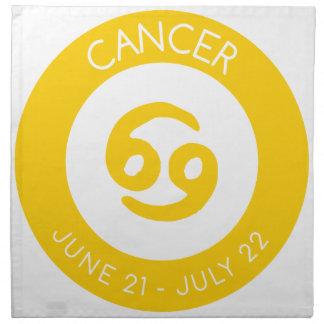 Cancer Napkin
