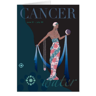 Cancer Note Note Card