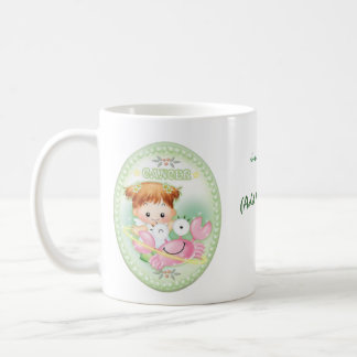 Cancer - Personalised Zodiac Mug