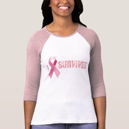 Cancer Pink ribbon Shirts