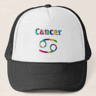 Cancer Rainbow Trucker Hat