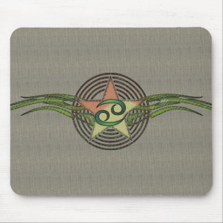 Cancer Star Mouse Pad