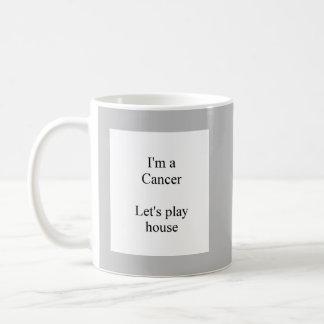 Cancer sun sign humor mug