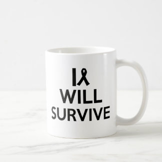cancer survive coffee mug
