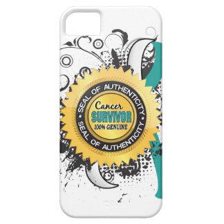 Cancer Survivor 23 Cervical Cancer iPhone 5 Case