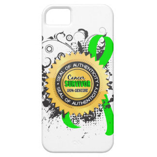 Cancer Survivor 23 Lymphoma iPhone 5 Case