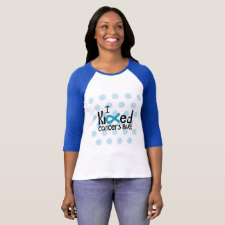 Cancer Survivor- Teal T-Shirt