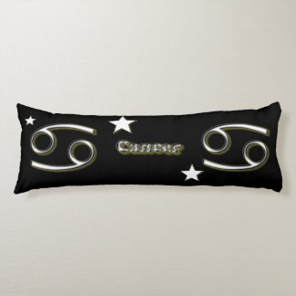 Cancer symbol body pillow