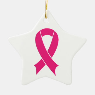 Cancer symbol ceramic ornament