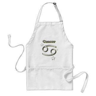 Cancer symbol standard apron