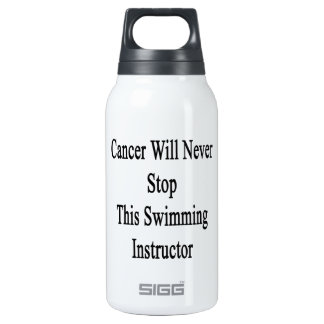 Cancer Will Never Stop This Swimming Instructor