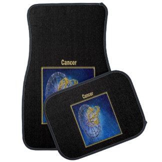 Cancer Zodiac Astrology design Horoscope Car Mat