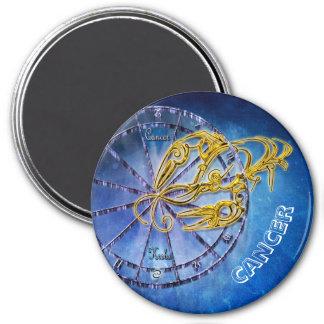 Cancer Zodiac Astrology design Horoscope Magnet