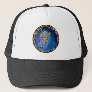 Cancer Zodiac Astrology design Horoscope Trucker Hat