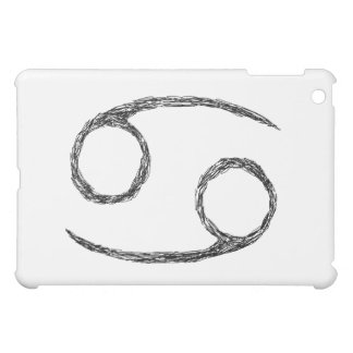Cancer Zodiac Astrology Sign iPad Mini Case