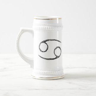 Cancer. Zodiac Astrology Sign. Coffee Mug
