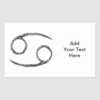 Cancer. Zodiac Astrology Sign.