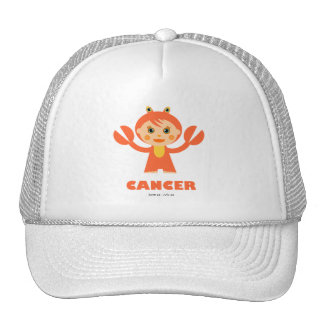 Cancer Zodiac for kids Trucker Hat