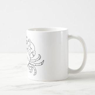 Cancer zodiac horoscope astrology sign mug
