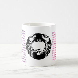 Cancer - Zodiac Mug