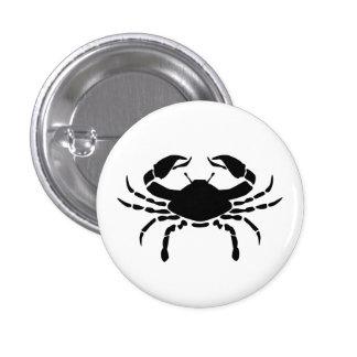 Cancer Zodiac Pictogram Button