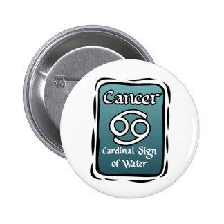 Cancer zodiac sign buttons
