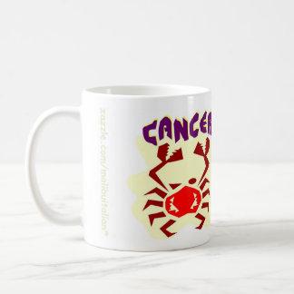 Cancer Zodiac Sign Classic White Coffee Mug