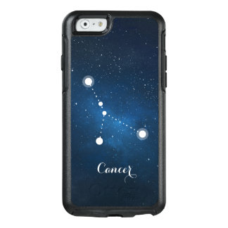 Cancer Zodiac Sign Constellation OtterBox iPhone 6/6s Case