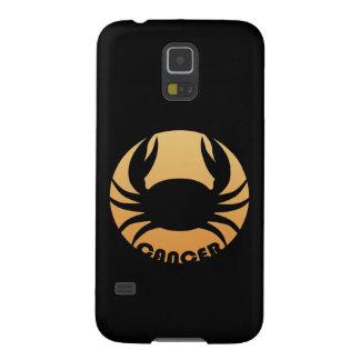 Cancer Zodiac Sign Galaxy S5 Case