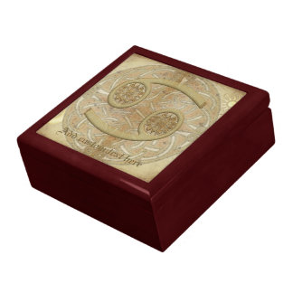 Cancer Zodiac Sign Gift Boxes
