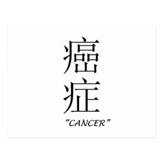 """""""Cancer"""" zodiac sign in Chinese Postcard"""
