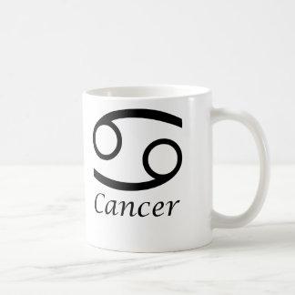 'Cancer' Zodiac Sign Mugs