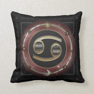 Cancer Zodiac Sign Pillows